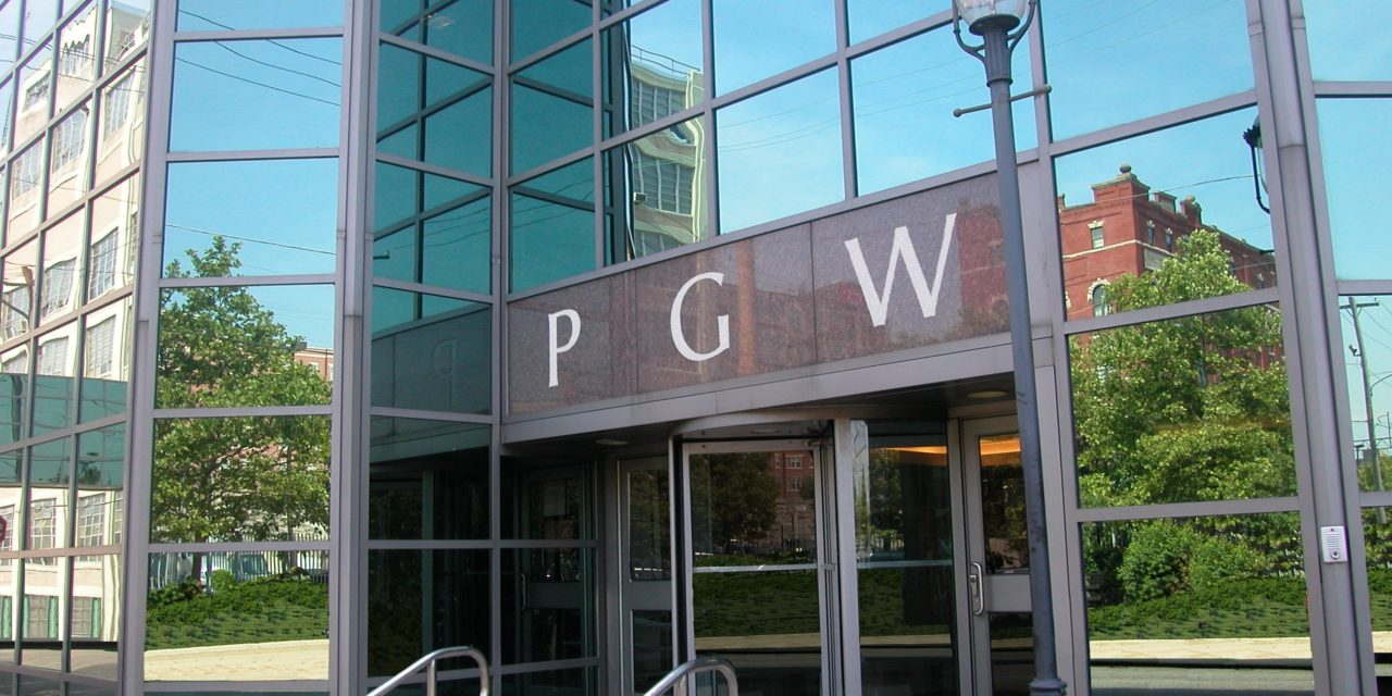 PGW Achieves Gold Status with PWD