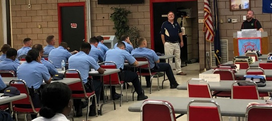 PGW Trains Police Cadets, Volunteer Firefighters for Gas Emergencies